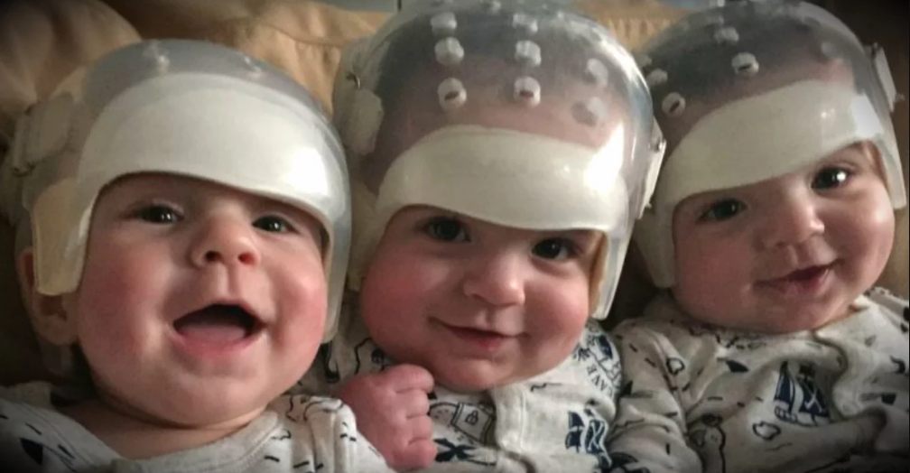 "Brothers Are The ""Rarest Triplets In The World"""