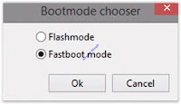 fastboot mode - bootmode chooser
