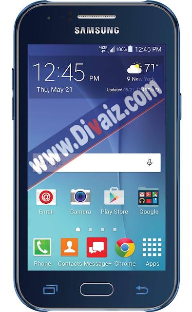 Samsung Galaxy J1 - www.divaizz.com