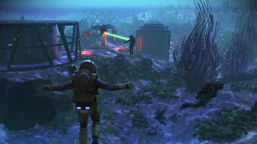no mans sky next update multiplayer