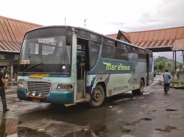 Bus Bumel Asal Kota Purworejo