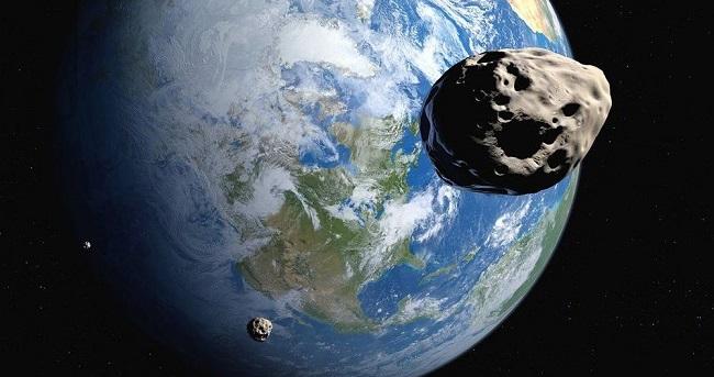 Τεράστιος αστεροειδής θα περάσει σήμερα ανάμεσα στη Γη και στη Σελήνη