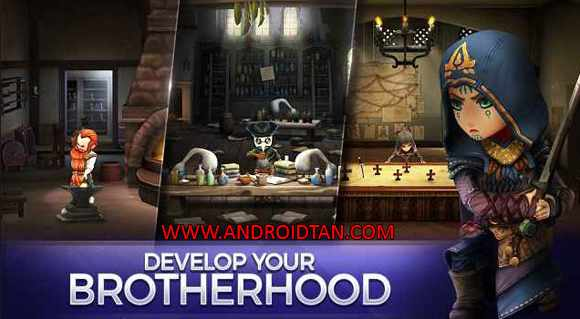 Assassin's Creed Rebellion Mod Apk Unlimited Money Android