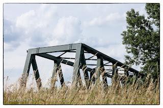 Az algyői vasúti híd