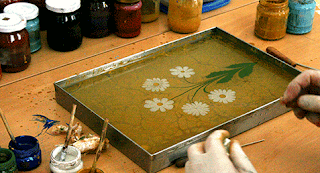 materials of marbling
