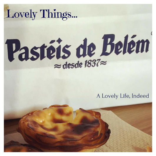 Pastéis de Belém: A Food Must in Lisbon, Portugal