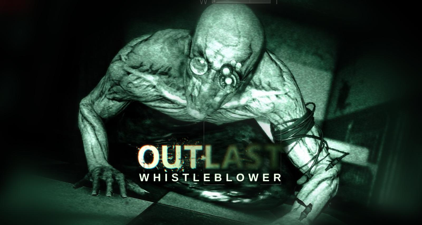 OUTLAST WHISTLEBLOWER Edition PC Full Español 2017