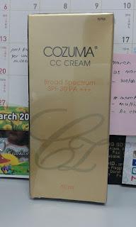 cc cream cozuma