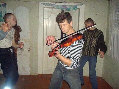 Besoffene hässliche Menschen - Party Hard lustig