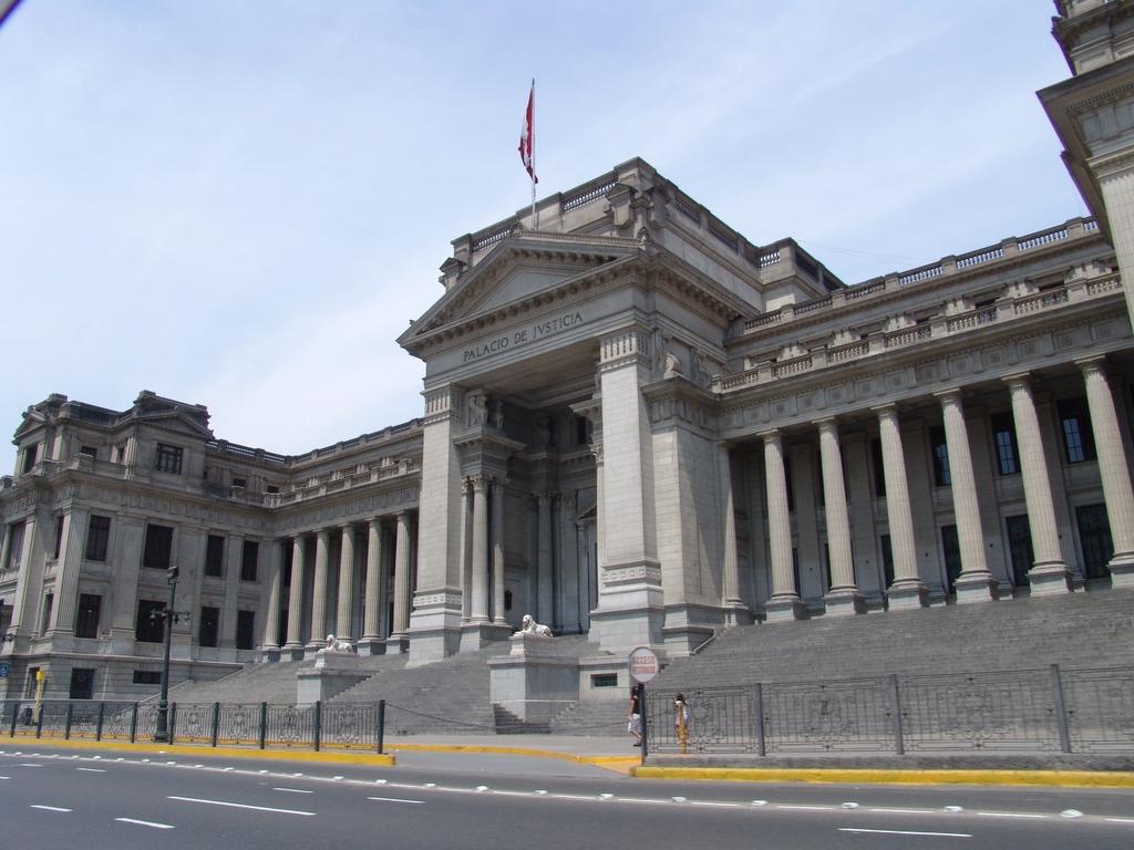 Corte Superior de Justicia de Moquegua