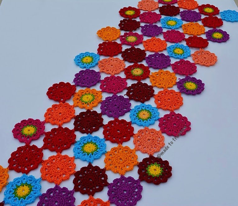 Floral Crochet Made To Treasure