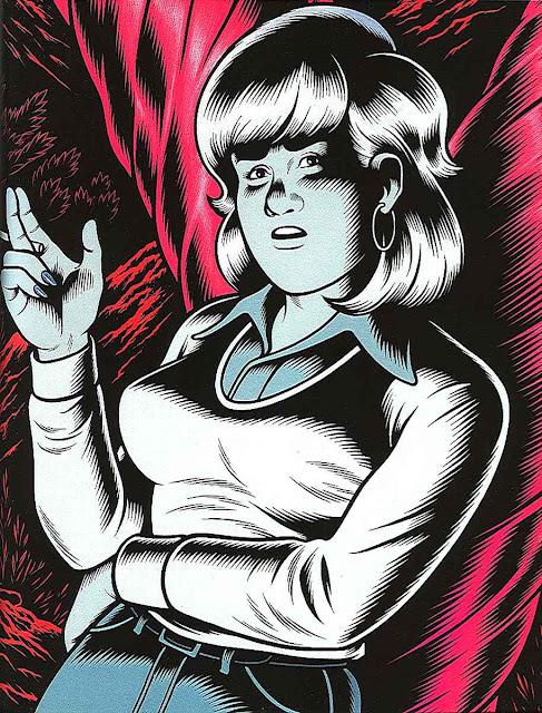 Charles Burns large color