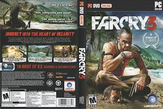 Far Cry 3 CD Key