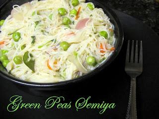 Green Peas Vermicelli