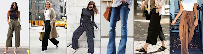 Top Trends wide leg Womens style 2018