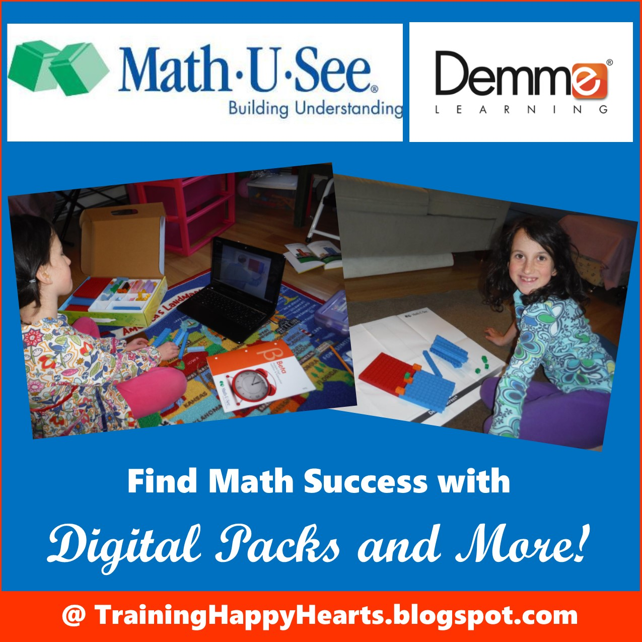 Training Happy Hearts: Math Without Fussing and Frustration {A Math ...