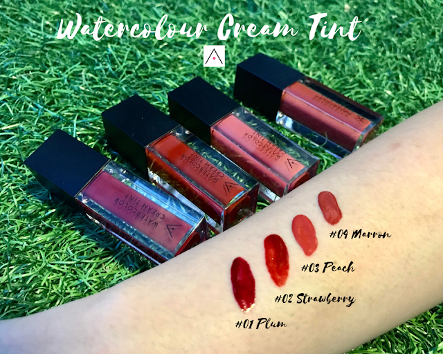 Watercolour Lip Tint