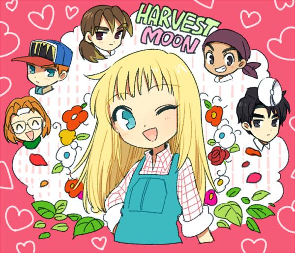 Harvest Moon for Girl - Download Harvest Moon Cewek Bahasa