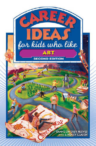 Career Ideas for Kids Who Like Art PDF