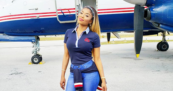 Sherrexcia 'Rexy' Rolle, Vice President of Western Air Limited