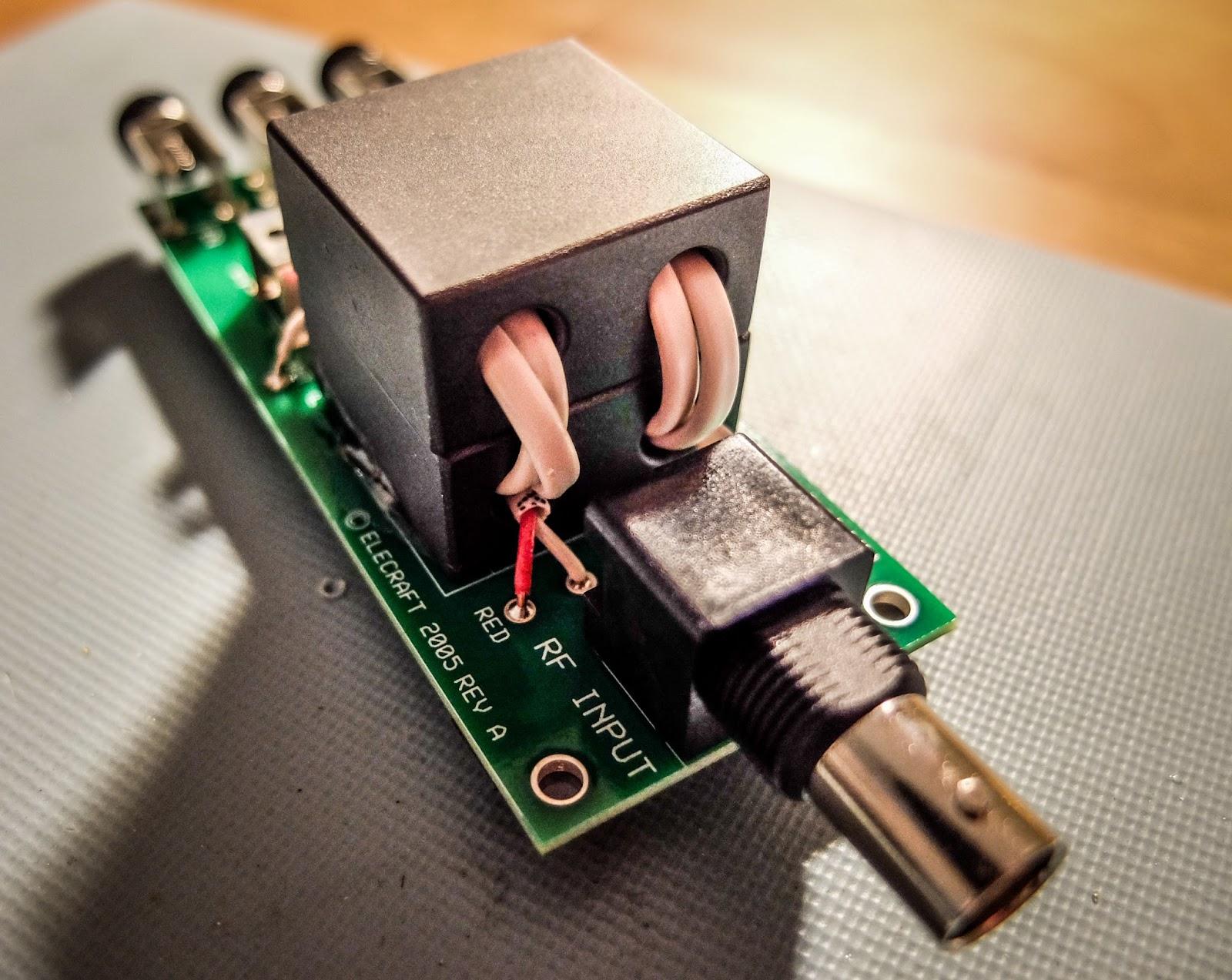 Elecraft mini module kit archives amateurradio update 2 8 2016 freerunsca Images