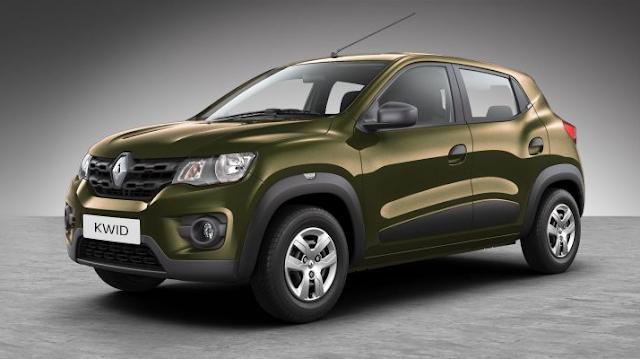 Spesifikasi dan Harga Renault Kwid