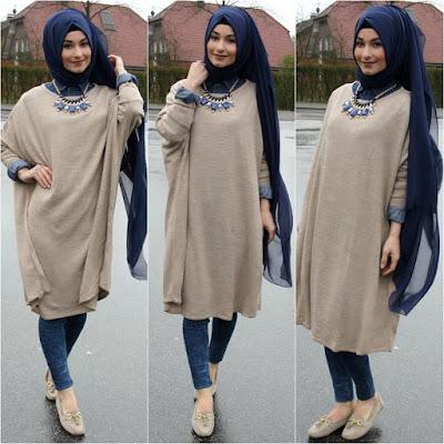 Hijab mode 2017 hijab fashion hijab chic turque style and fashion Fashion style hijab kantor