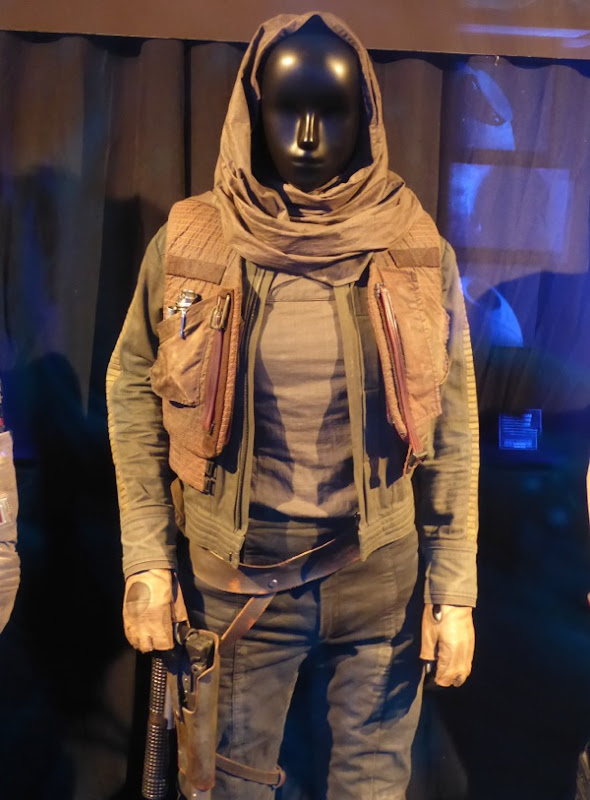 Star Wars Rogue One Jyn Erso film costume