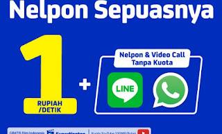 Cara Daftar Paket Nelpon XL ke semua operator sepuasnya termurah dan paling update