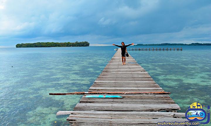 pulau bira besar - pulau harapan