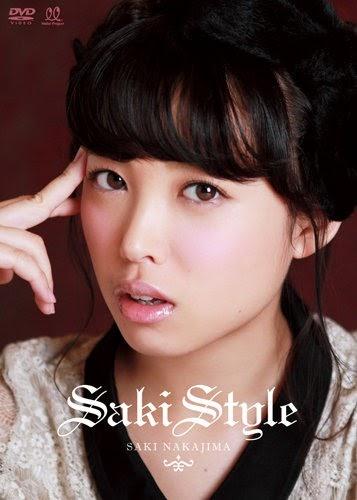 [EPBE-5462] Saki Nakajima 中島早貴 - Saki Style [MP4/793MB] - idols