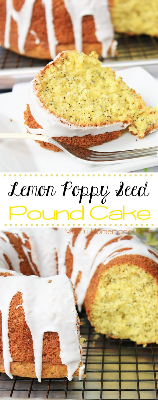 Lemon Poppy Seed Cake Mix Recipe