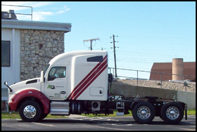 AG Trucking Kenworth T880