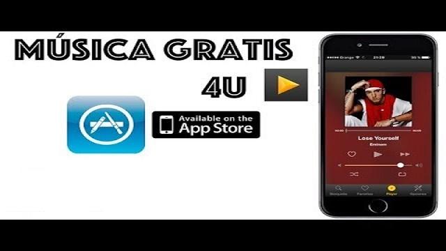 descargar música gratis para iphone