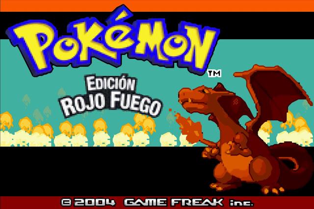 Pokémon rojo fuego - Español - Captura 1