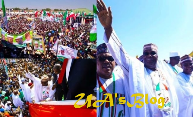 2019 Elections: 58 Buhari Support Groups Dump Him, Endorse Atiku For President