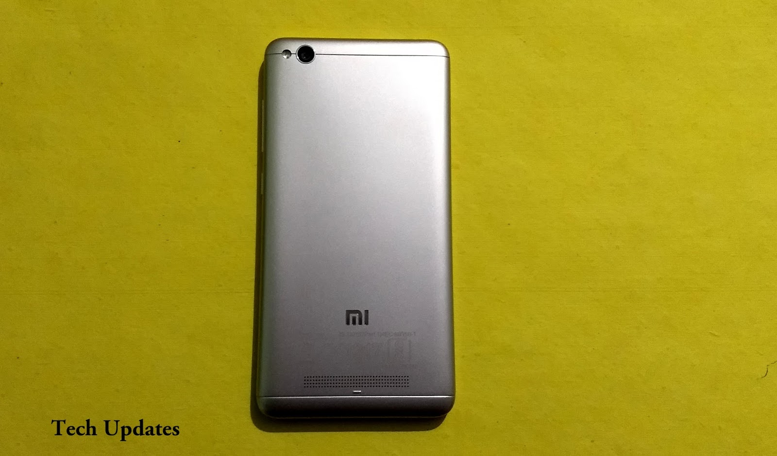 Xiaomi Redmi 4a Unboxing Photo Gallery Hands On Tech Updates 2 16gb Gold