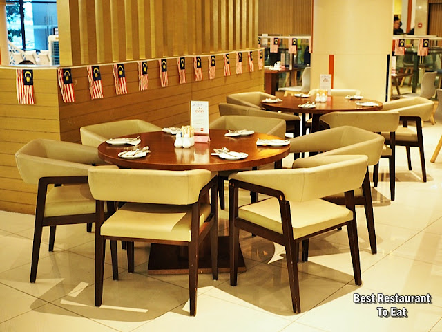 The Eatery Four Points By Sheraton Puchong Dining Area