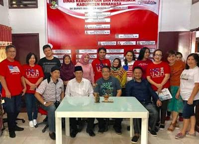 Pemkab Minahasa Dukung Festival Gebyar Ketupat Jaton