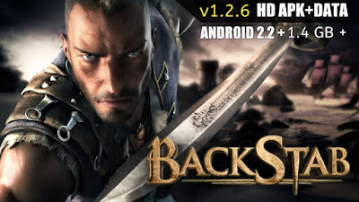 Backstab hd apk + data for android