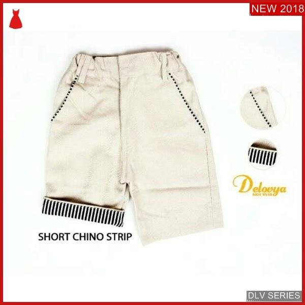 DLV36S23 Short Chino Anak Cream Celana Pendek Balita Murah BMG