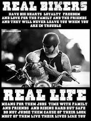 REAL BIKERS HAVE A BIG HEART