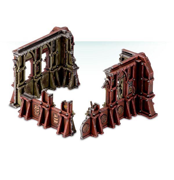 Breaking! Games Workshop: New Affordable Realm of Battle: Moon Base Klaisus Scenery set
