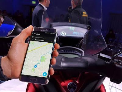 Samsung Smart Windshield - Teknologi Terbaru Untuk Sepeda Motor