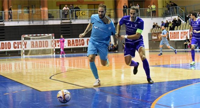 Movistar Inter se limitó a defender el portero jugador y dar forma  definitiva al encuentro. Los madrileños han ganado sus nueve partidos en  tierras ... ce72d0c1b