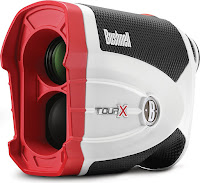 Bushnell Tour X Jolt Golf Laser Rangefinder, with ESP 2, range from 5 to 1300 yards and 450 yards to flag, PinSeeker with JOLT technology, Slope technology, Dual Display technology, 6x magnification