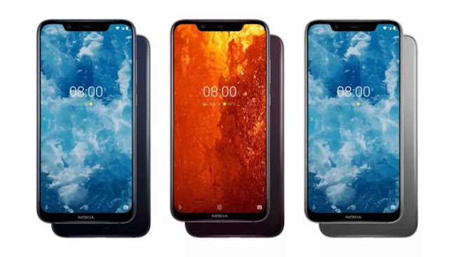 Nokia 8.1 With Snapdragon 710 And HDR Display  Launched In India For Rs 26,999