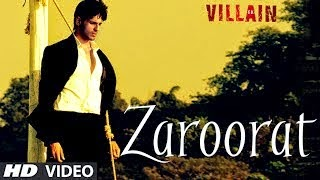 ZAROORAT SONG LYRICS / VIDEO - EK VILLAIN | MUSTAFA ZAHID
