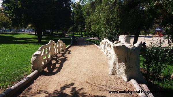 Santiago Parque Forestal