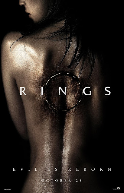 Trailer español y pósters de 'Rings'